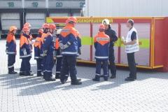 2009 - Alarmübung der Jugendfeuerwehren des Kreises Mettmann