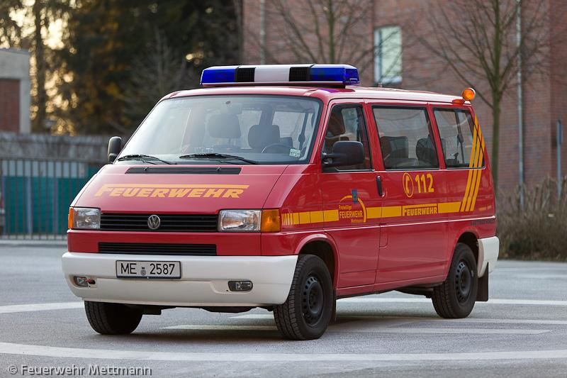 Mannschaftstransportfahrzeug MTF 1
