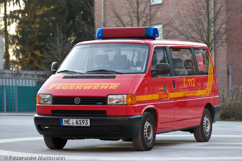 Mannschaftstransportfahrzeug MTF 3