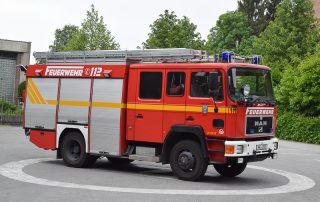 Löschgruppenfahrzeug LF 20