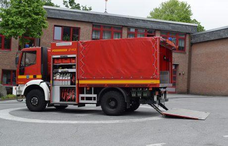 Schlauchwagen SW