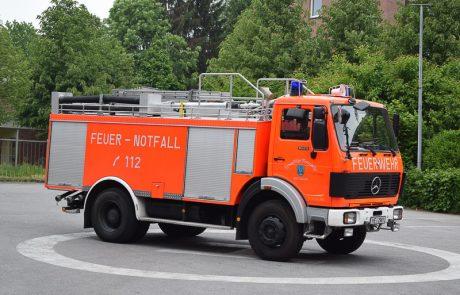 Tanklöschfahrzeug TLF 4000