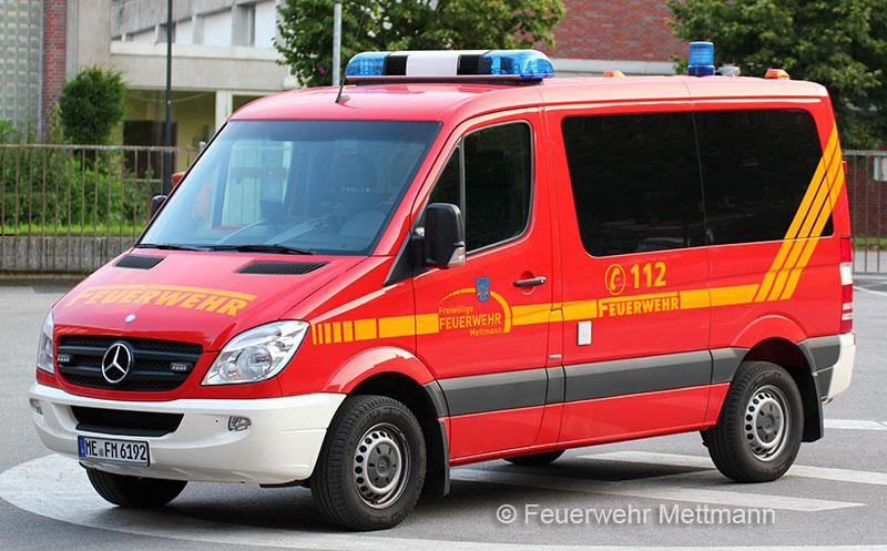 Mannschaftstransportfahrzeug MTF 2