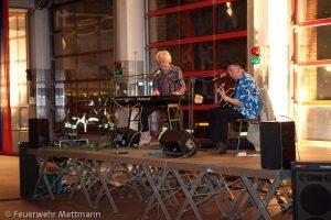 Bluesabend bei der Feuerwehr am 21.03.2012