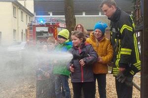 Feuerwehr-Feriencamp
