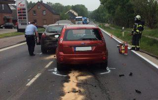 Verkehrsunfall Meiersberger Straße 2019