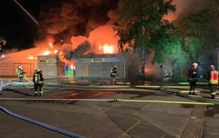 Brand Grundschule Sandheide Erkrath 2019